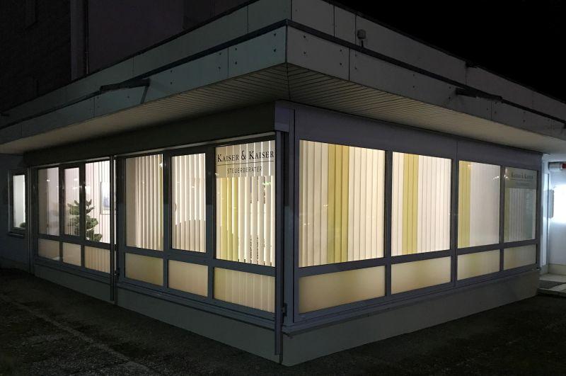 Büro der Kaiser & Kaiser Steuerberatung in Stegen